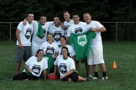 2013 Summer Recreational Kickball Champions ''